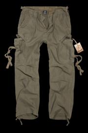 Kalhoty Brandit M65 Vintage olivové