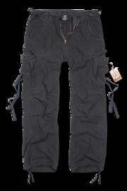 Kalhoty Brandit M65 Vintage černé
