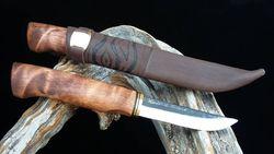 WoodsKnife General knife 95mm hnědý