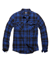 Košile Austin kostkovaná modrá