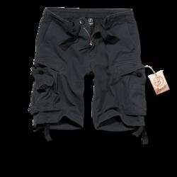 Brandit Vintage Shorts černé