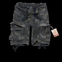 Brandit Vintage Shorts darkcamo