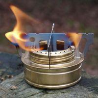 TBS lihový vařič a skládací kříž  - set
