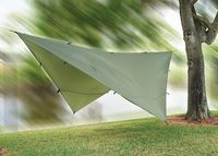 Celta Snugpak ALL WEATHER SHELTER 300x300 cm - olivová
