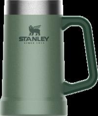 STANLEY Adventure series Korbel na pivo 700ml vakuový zelený