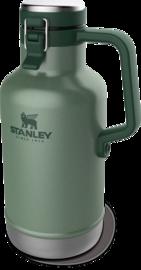 STANLEY Classic series nádoba/džber/growler na pivo se zátkou 1,9l zelená