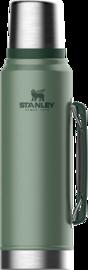 STANLEY termoska legendary classic 1l zelená