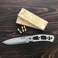 Stavebnice nože Casström No.10 SFK K720, Bříza/Scandi