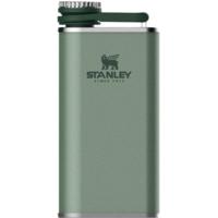 STANLEY Classic series placatka/butylka 230ml kladívková zelená