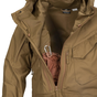 Helikon Pilgrim Anorak Bushcraft Jacket - Coyote