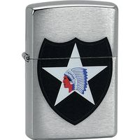 Zippo 21890 2ND INFANTRY DIVISION