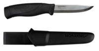 Morakniv nůž Companion HeavyDuty MG (S) Black Stainless Steel