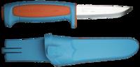 Morakniv nůž BASIC 511 Blue / Orange Carbon Steel