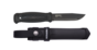Morakniv nůž Garberg Black (C) Multi-Mount Carbon Steel