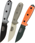 Nůž ESEE-3-P-CP-hnědé pouzdro