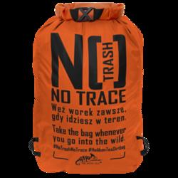 Vak na odpadky Helikon DIRT BAG 10l Orange