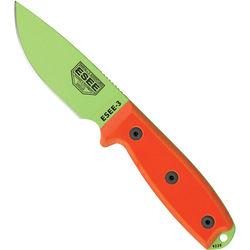 Nůž ESEE-3-PM-VG černé pouzdro
