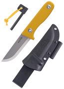 Dětský nůž Schnitzel DU Scandi - žlutý
