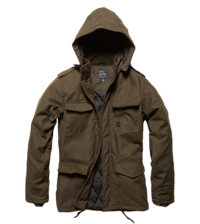 Parka Darren Vintage Industries - Oak