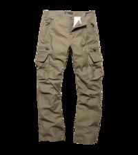 Kalhoty Rico Pants Vintage Industries - olivové