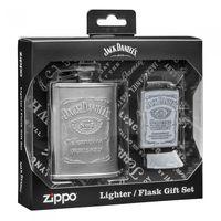 Zippo 30061 Sada Placatka Jack Daniel's® & Zippo Zapalovač