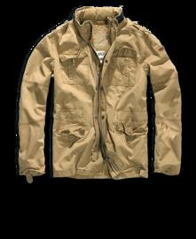 Britannia Jacket camel