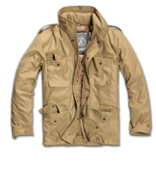 M65 Fieldjacket camel