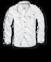 Brandit SlimFit Shirt bílá