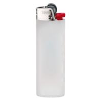 Zapalovač BIC maxi - mléčný průhledný