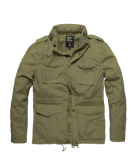 Bunda Vintage Industries Beyden Jacket - olive