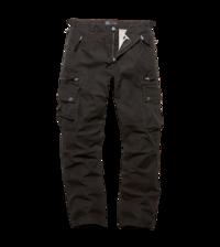Kalhoty Rico Pants Vintage Industries - černé