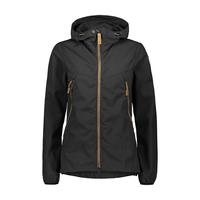Dámská bunda Sasta Kivikko jacket - černá