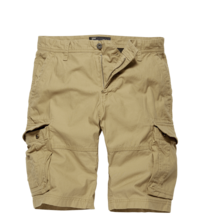 Kraťasy Vintage Industries Rowing shorts - sand