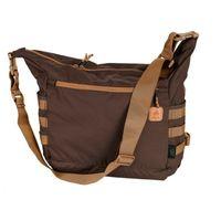 Helikon taška přes rameno Bushcraft Satchel Bag - EARTH BROWN / CLAY