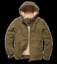 Bunda Datton Jacket Vintage Industries - Forest