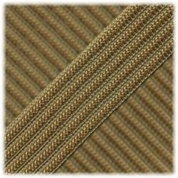 Paracord 550 Typ III - Coyote Brown