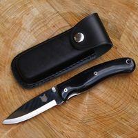 TBS Boar nerez zavírací nůž s pojistkou - Black Micarta