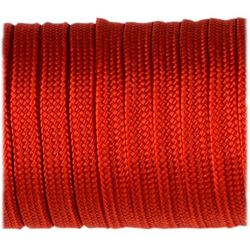 Paracord Coreless - Red
