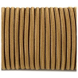 Shock Cord 4,2 mm - Coyot Brown