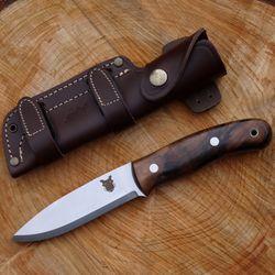 TBS Boar Bushcraft nůž - ořech