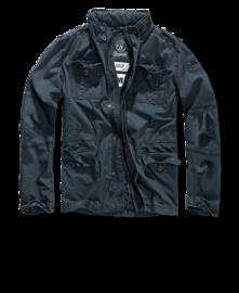 Britannia Jacket indigo