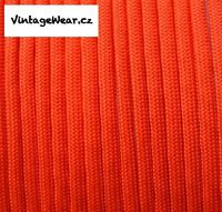 550 PARACORD - safety (neon) orange