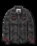 Brandit Checkshirt Duncan-hnědá černá