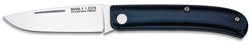 Manly EDC nůž Comrade BLACK & GRAY